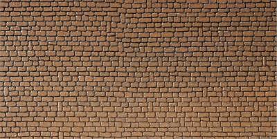 FALLER 170625 H0 Mauerplatte Gittersteine 25x12,5cm Grundpreis 1qm=51,61 Euro