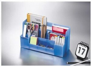 Office Pen Pencil Holder Paper Letter Statonary Storage