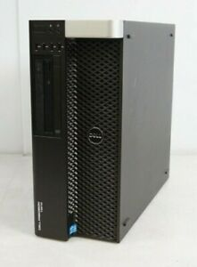 Dell-Precision-T3610-Tower-Intel-E5-1620-v2-8GB-250GB-HDD-Quadro-K2000-No-OS