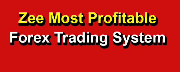 Zee Forex Trader by Dr. Zain Agha Plus Trade Alert  Free Shipoing. 2