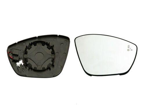 Peugeotglace polie 6436296 ALKARGLACE POLIE Miroir Extérieur Droite