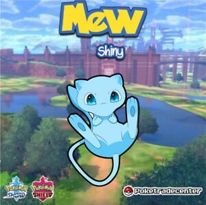 Pokemon-Sword-And-Shield-Shiny-Mew-6Ivs-Max-Evs