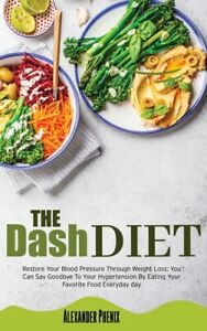 The Dash Diet: Restore Your Blood Pressure Through Weight Loss: You Can Say...