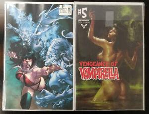 Vengeance-of-Vampirella-5-1-10-Segovia-Virgin-Variant-Parrillo-First-Print