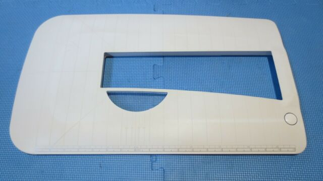 Bernina Free-Arm Slide-On Table with Seam Guide