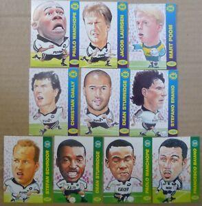 Verzamelingen Promatch Pro Match Series 2 Football Cards Team Sets Voetbal Various Teams