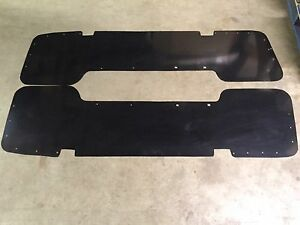 DUALLY-DRW-LEFT-RIGHT-REAR-BED-INNER-FENDER-LINER-SET-FITS-11-16-FORD-F350-F450