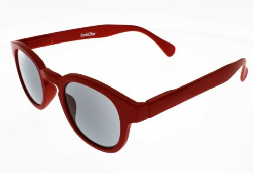 Lunettes de Lecture LOUPE SOLAIRE Oxford Rouge the new trend Indice 2 MIXTE ave