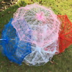 New Fashion Wedding Bridal Umbrella Parasol Lace Decoration Supplies Photo Prop