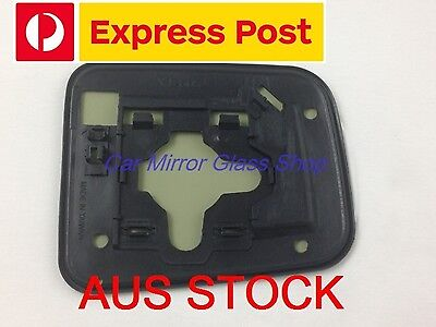 LEFT PASSENGER SIDE HEATED MIRROR GLASS FOR NISSAN PATROL Y61 1997-2015