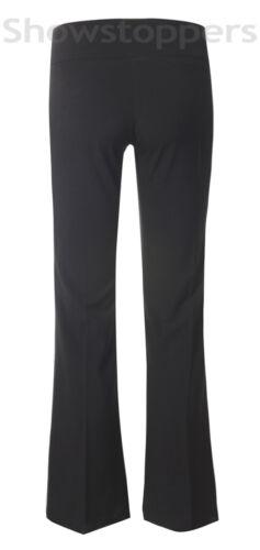 dritti lavorano a nuovi sartoriali pantaloni 6 I neri da da 16 donna E06q4vwx