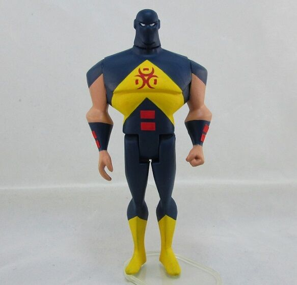 JLU Custom Damage DC Comics
