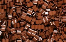 New Bulk Lot Reddish Brown 1x2 Brick Lego X100 Pc Bricks Part