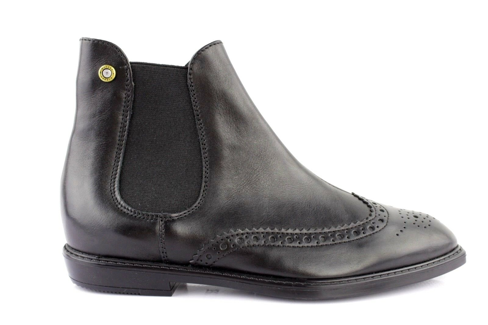 DIESEL ROCHELLE BLACK Damen Stiefelette Ancle Schuhe Chelsea Boots Budapester Ancle Stiefelette 9fb9fd