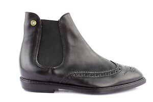 hot sales 2aa93 50494 Details zu DIESEL ROCHELLE BLACK Damen Stiefelette Schuhe Chelsea Boots  Budapester Schwarz