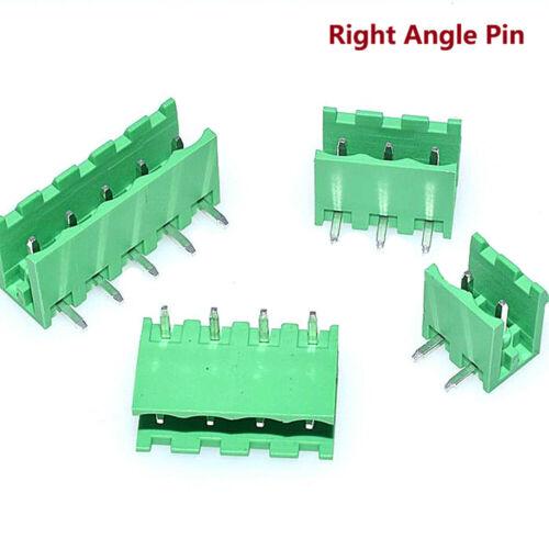 2//3//4//5//6//7//8//9//10P 2EDG 5.08MM KF2EDG Terminal Blocks Connector Straight//Angled