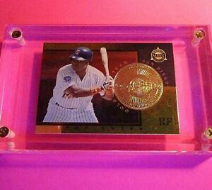 Tony Gwynn 1998 Pinnacle GOLD Mint #8 Team: San Diego Padres