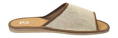 Zapatillas de hombre bosaco Genuino Lino calzado elegante