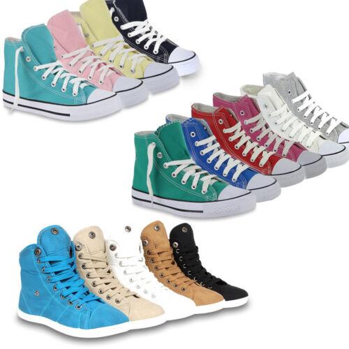 Freizeit Damen Sneakers 99194 Schnürer Größe 36 Schuhe