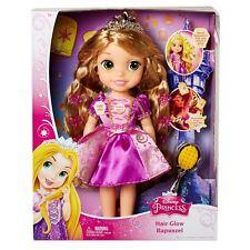 Disney Princess - Capelli Si illumina Rapunzel Bimbo Bambola NUOVO