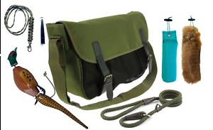 Ensemble d'entraînement Gundog (paquet pro) Camo vert, noir, bleu, rouge, rose vert, woodland