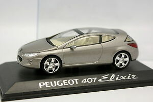 Norev-Presse-1-43-Concept-Car-Peugeot-407-Elixir