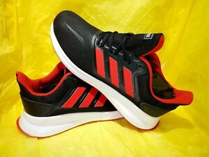 BLACK RUNNING SHOES SIZE