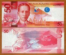 2010 P-211 2011 UNC Philippines 1000 Piso