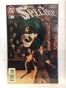 The-Spectre-Vol-3-49-VF-1st-Imprime-Dc-Comics