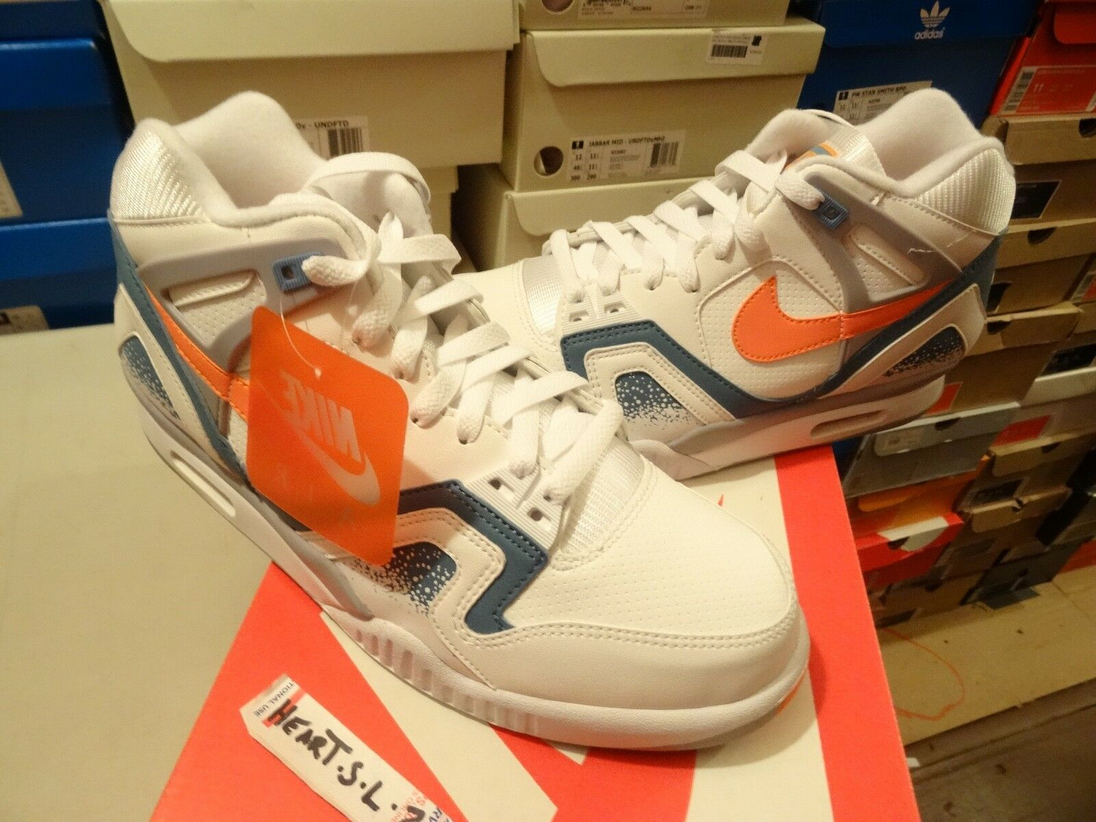 b406ff73487 NEW NIKE AIR TECH CHALLENGE II 643089-184 SZ 9.5 DS US OPEN SUPREME ...