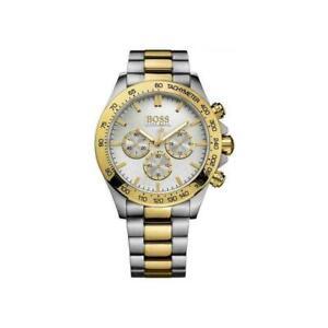 Men-039-s-Hugo-Boss-Watch-Ikon-Chronograph-Two-Tone-HB1512960