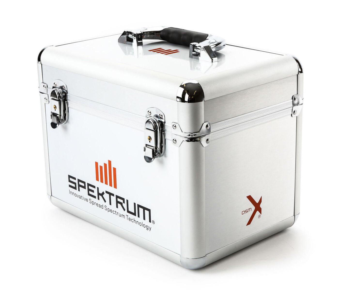 Spektrum SPM6722 Single Aircraft Transmitter Case