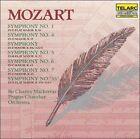 Mozart: Symphoies Nos. 1, 4, 5, 6, 7 & 55/Symphony In F (CD, May-2003, Telarc Distribution)