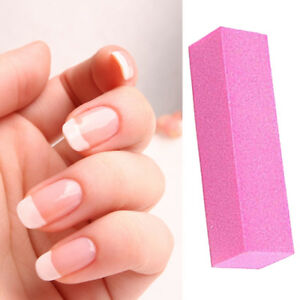 Image Is Loading Nail File Buffer Buffing Sanding Files Block