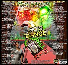 REGGAE DANCEHALL 90'S MIX CD VOL 2