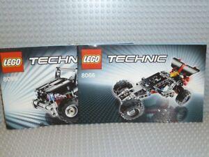LEGO® Technic Bauanleitung 9 V Motor 120735 ungelocht instruction B544