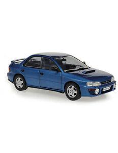 Salvat-coches-inolvidables-1-24-Subaru-Impreza-GT-4WD-1996-Gc-Ixo-cochesaescala