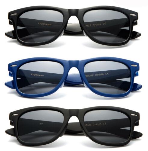 Polarized Kids Sunglasses Classic Retro Quality 1-6 Years Boys Girls UV 100/%