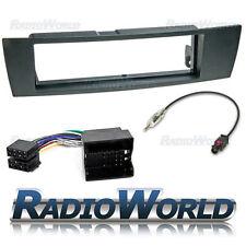 BMW 1 Series E87 Stereo Radio Fitting Kit Fascia Panel Adapter Single Din