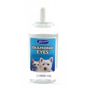 Johnsons-chien-amp-chat-diamant-yeux-dechirure-detachant-125ml