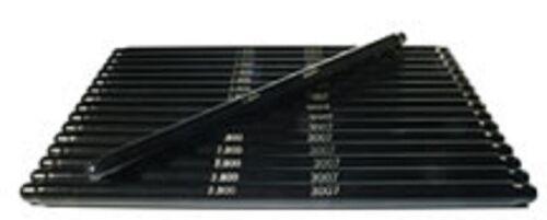 "FORD 289 302 MANLEY Racing PUSHRODS 6.800/"" 5//16/"" .080/"" 4130 ChromeMoly 69-85"