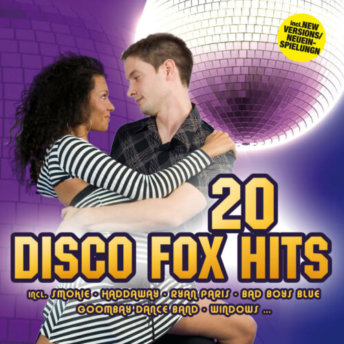 1 von 1 - CD 20 Disco Fox Hits von Various Artists