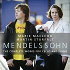 Complete Works for Cello and Piano von Martin Sturfalt,Marie Macleod (2014)