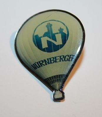 Nürnberger Ballon Pin / Anstecker Relieving Rheumatism