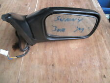 NISSAN SUNNY N14 3DR RIGHT FRONT ELECTRIC DOOR  MIRROR BLACK 1991/95