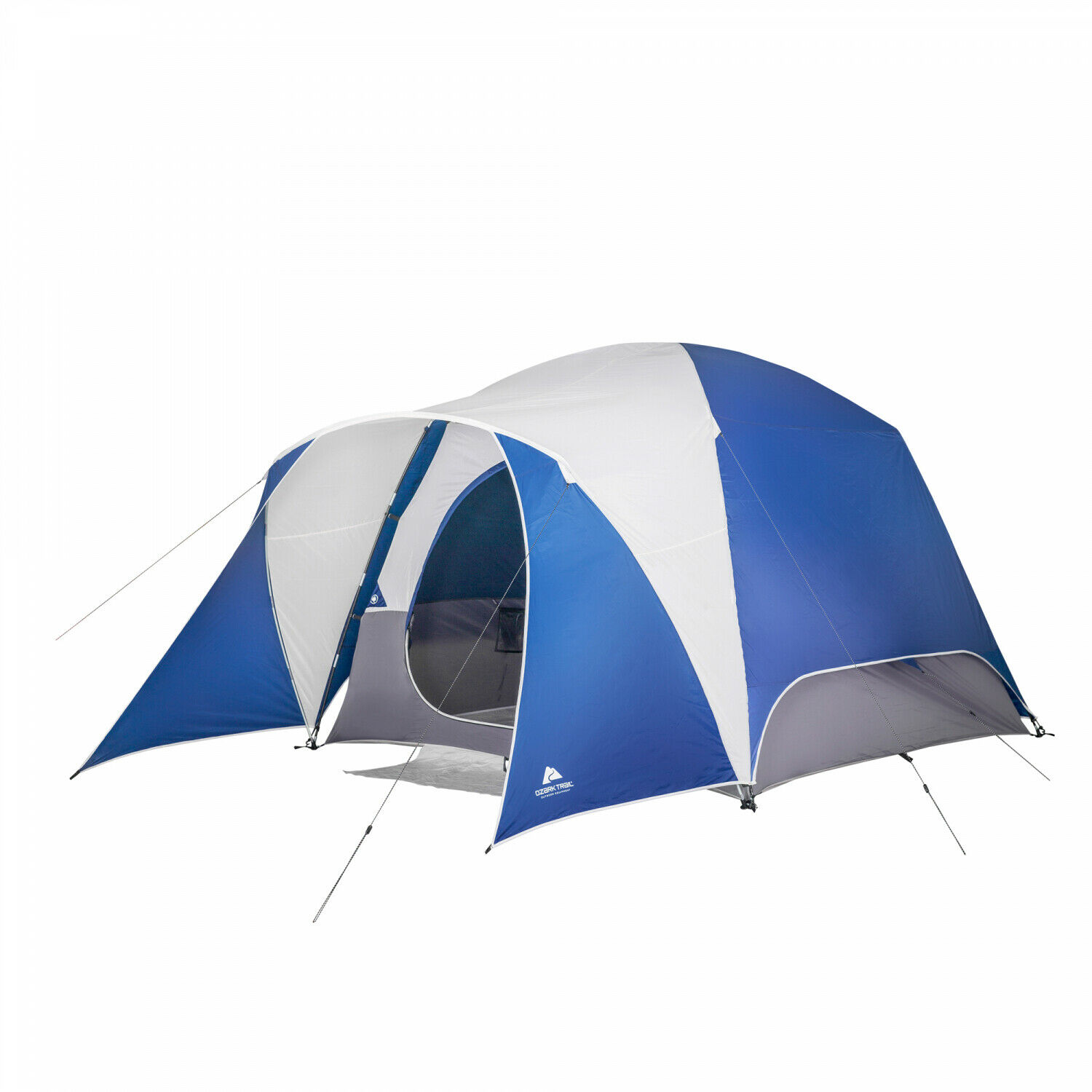 Camping Tent 5-Person Dome Family Outing Picnic Events Festivals Comfortable