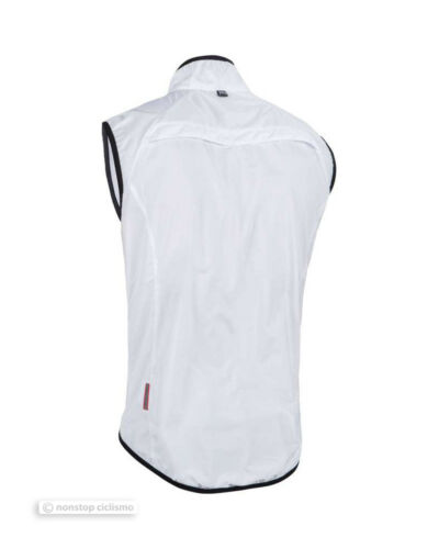 WHITE Nalini ARIETTA Full Season Wind Proof Cycling Vest