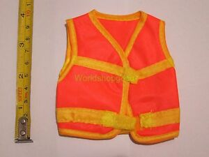 1-6-Scale-Hot-Safety-Vest-For-12-034-Action-Figure-Toys