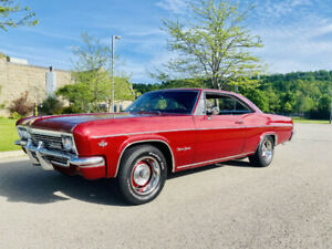 1966 Chevy Impala SS Coupe  - Show Room Condition!