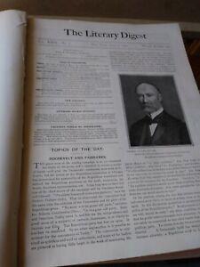 The-Literary-Digest-Volume-29-July-Dec-1904-Bound-magazine